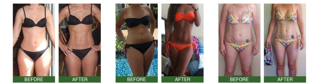 Before and After Garcinia Cambogia Plus