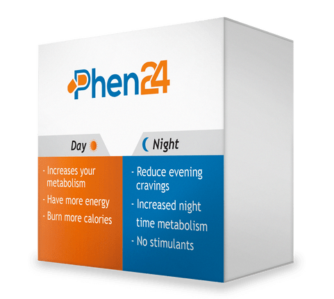 Phen24 Daytime and Nightime Formula
