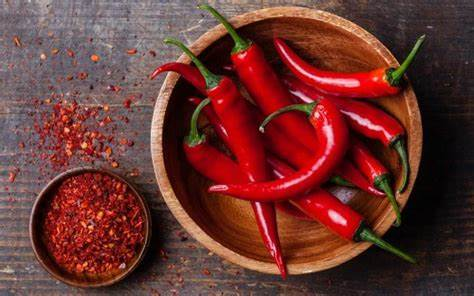 Red Chlli Peppers